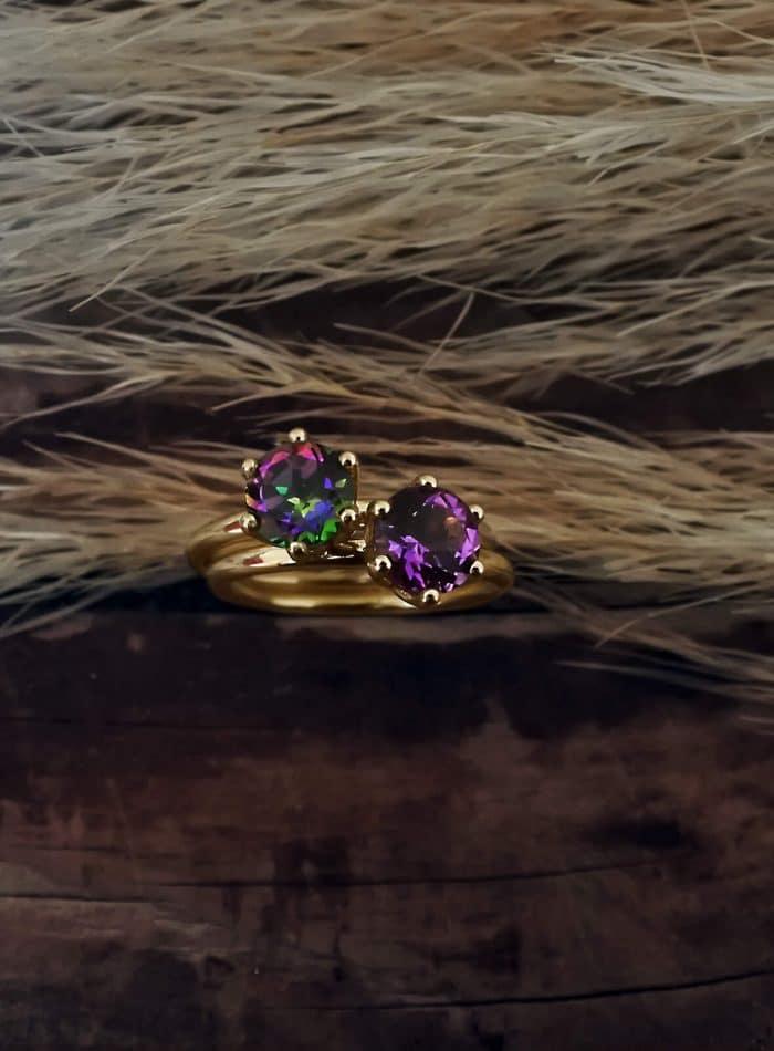 anello con pietra oro   sepi gioielli